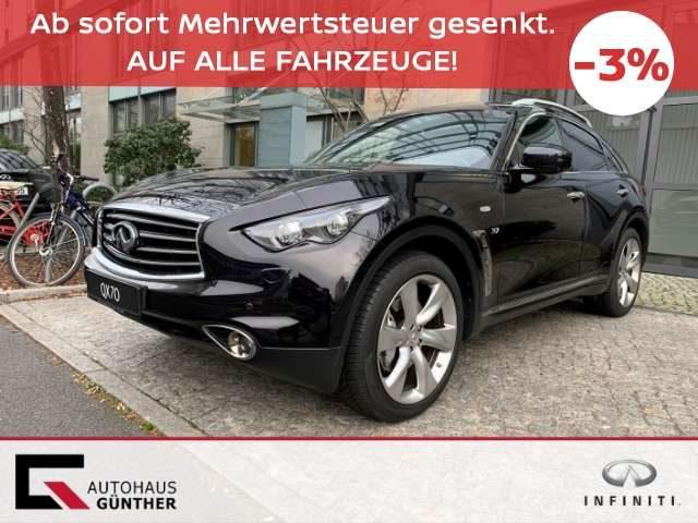 QX70, 3.7 V6 AWD Autom.S Premium Vollausstattung