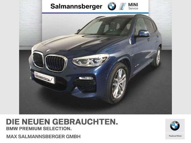 BMW, X3, xDrive20d M Sport Head-Up HiFi DAB LED RFK