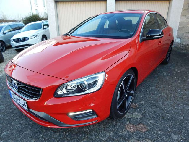 S60, T6 AWD Geartronic Momentum Polestar Edition