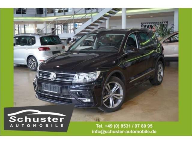 Volkswagen, Tiguan, IQ.DRIVE R-Line 4Mot 2.0TSI DSG LED ACC
