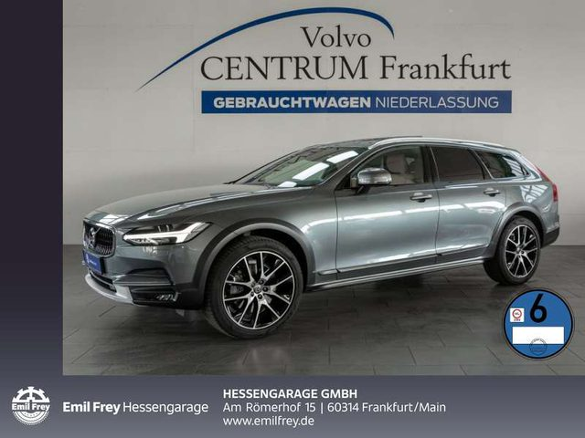 V90 Cross Country, V90 Cross Country D5 AWD PRO 360° Standh HeadUp