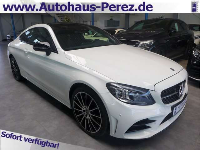 C 400, Coupe 4M 9-G AMG NIGHT-COMAND-BEAM-STANDHZ