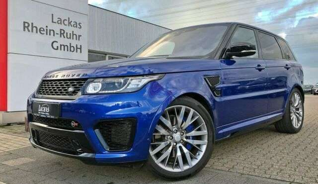 Range Rover Sport, SVR *Pano*ACC*