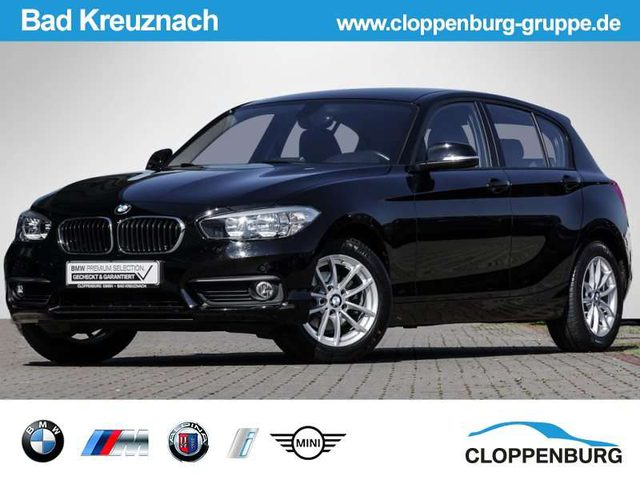 BMW, 116, i Advantage TEMPOMAT SITZHZG KLIMA PDC -