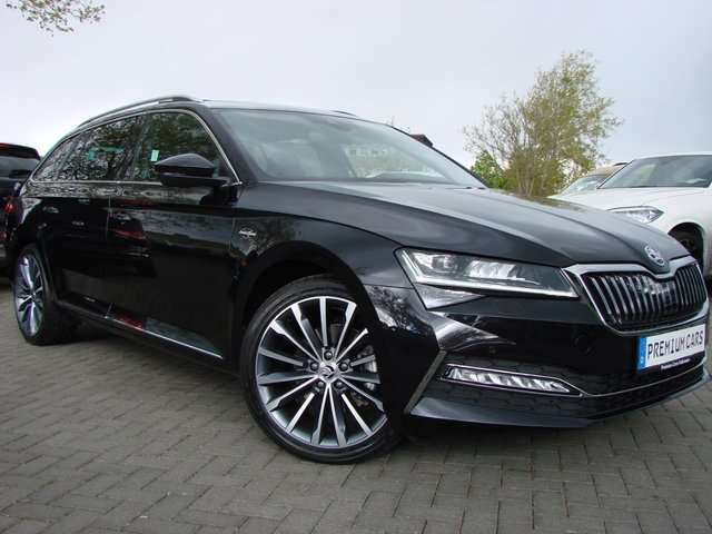Superb, 2.0TSI DSG Modell 2020 Laurin & Klement Pano Canto