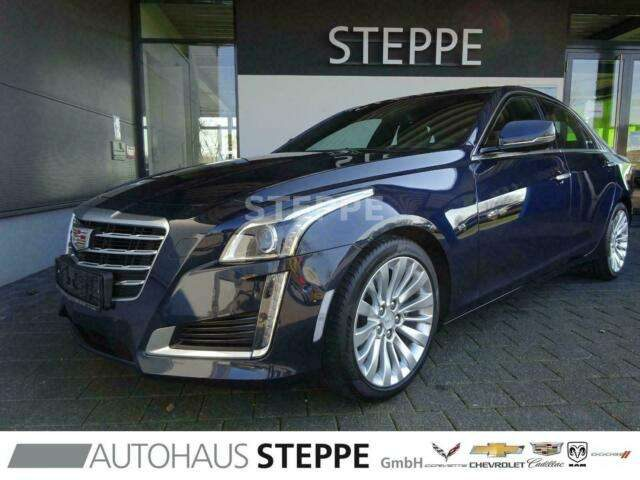 Cadillac, CTS, 2,0T 8Gg.Automatic Premium/Vollausst.