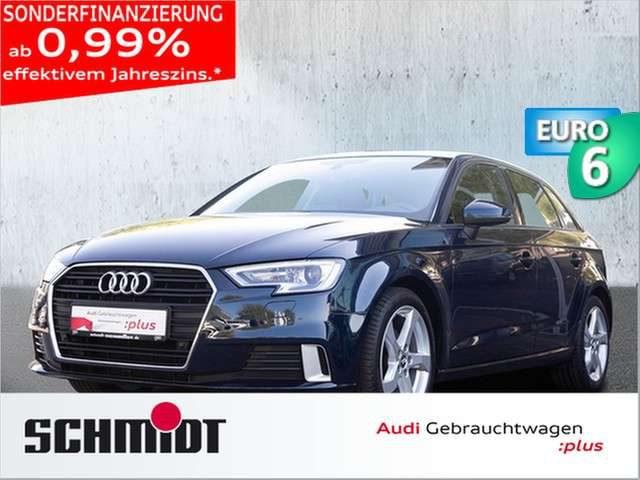 Audi, A3, Sportback 1.4 TFSI cod Sport Navi, PDC+, SHZ