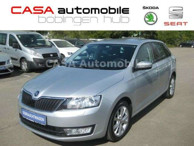 Skoda, Rapid/Spaceback, Rapid Spaceback Joy 1.4 TDI DSG Navi Xenon SHZ