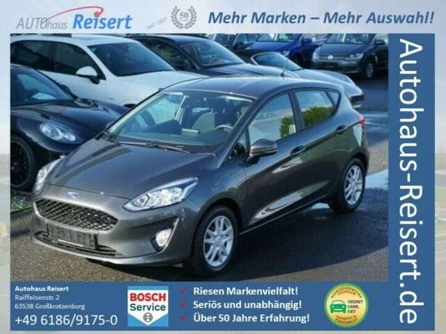 Fiesta, Cool&Connect *PDC*WinterPaket*CarPlay*M+S