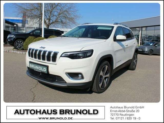 Cherokee, 2.2 MultiJet II Front Limited AT