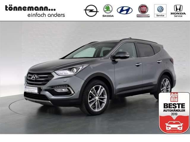 Santa Fe, Premium 4WD, Leder, Xenon, Parkpilot v+h, Allwette