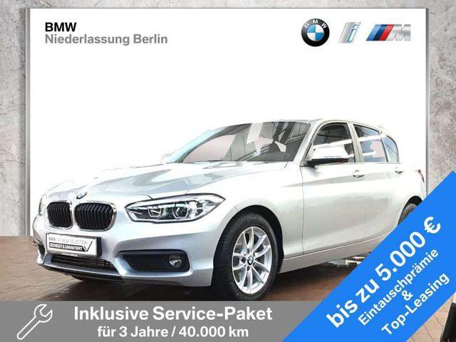 BMW, 116, i 5-Türer EU6d-Temp LED Servotronic PDC Alu