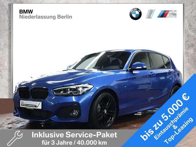 BMW, 116, i 5-Türer EU6d-Temp M Sport LED HiFi h/k PDC