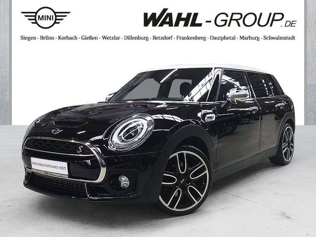 Cooper SD Clubman, ALL4 Aut. Wired JCW Chili Head-Up