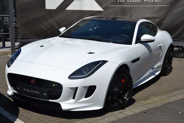 F-Type, V8 R AWD Coupe Black Pack Pano LM 20