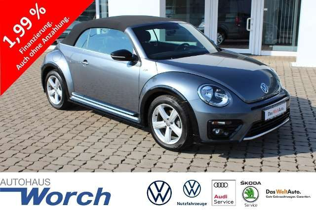Beetle, Cabriolet 1.4 TSI R-Line SHZ/PDC