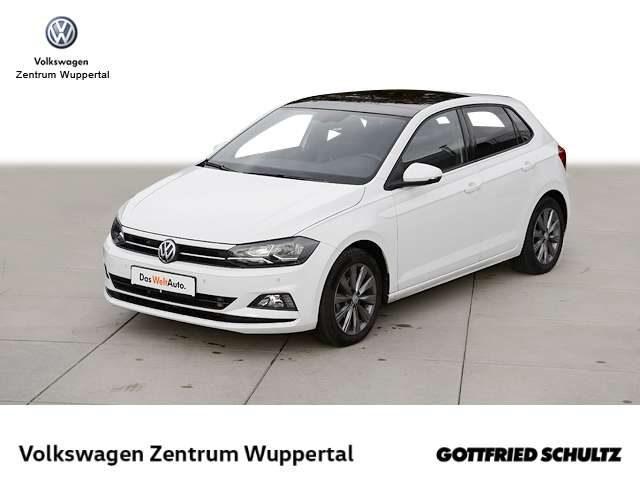 Volkswagen, Polo, 1,0 TSI DSG NAVI PANO SHZ PDC GRA MFA Highline