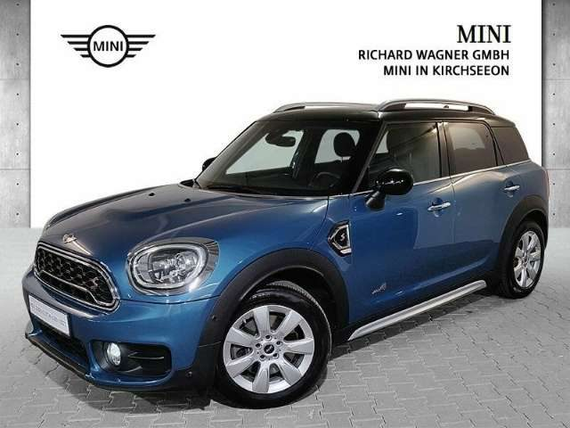 Cooper S Countryman, ALL4 Pepper Wired LED RFK