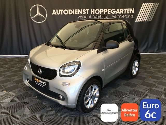 forTwo, smart 52 kW Cool Sitzheizung Panorama... Passion