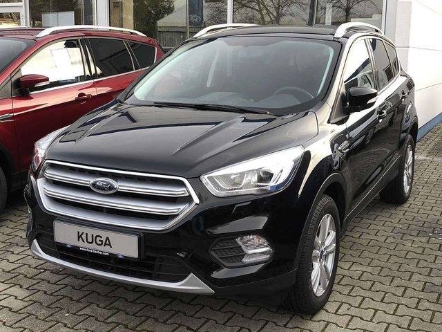 Ford, Kuga, 1.5 EcoBoost 2x4 110KW/150PS Cool & Connect