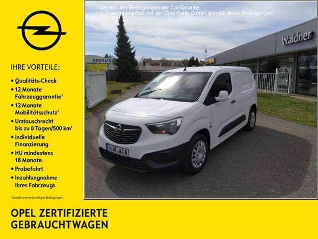 Opel, Combo, Cargo 1.5 D Edition *07451/55704-0*