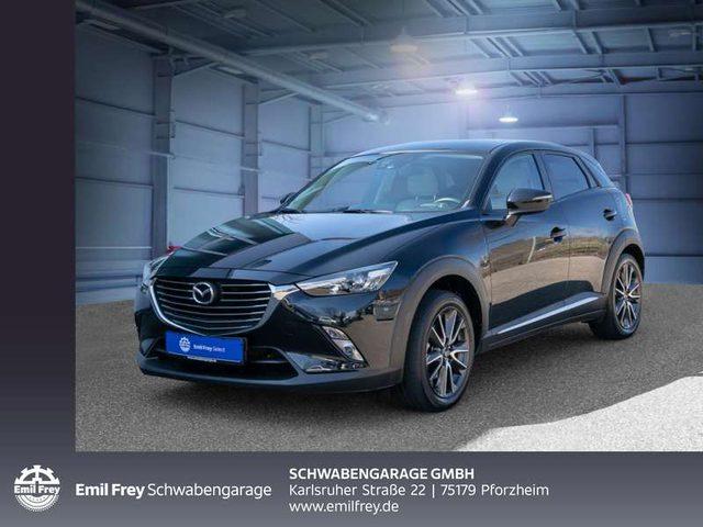 Mazda, CX-3, 150 SKYACTIV-Drive AWD Sports-Line