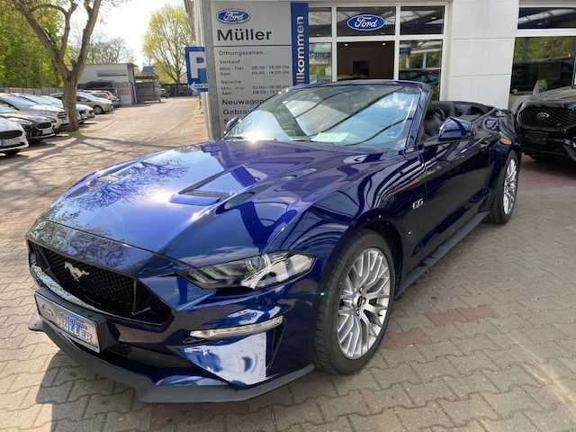 Mustang, ,Premium1,LED-SW Convertible 5.0 V8 GT