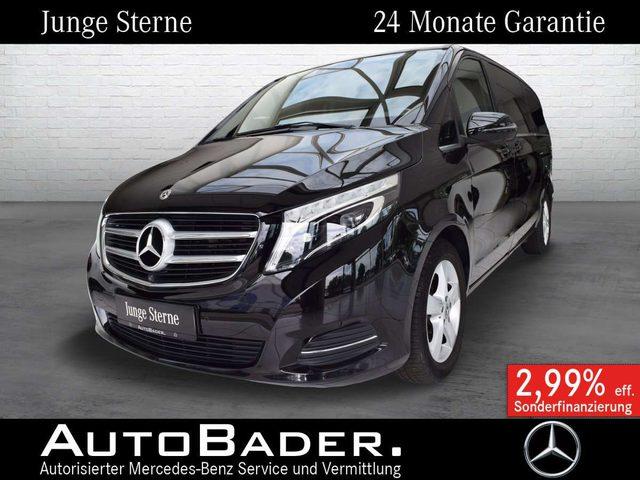 Mercedes-Benz, V 250, d AVANTGARDE L Standhzg LED FAP 360° LEDER BC