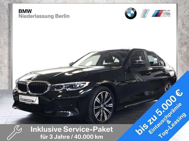 BMW, 320, d Lim. EU6d-Temp Aut. LED LiveCockpitProf. GD