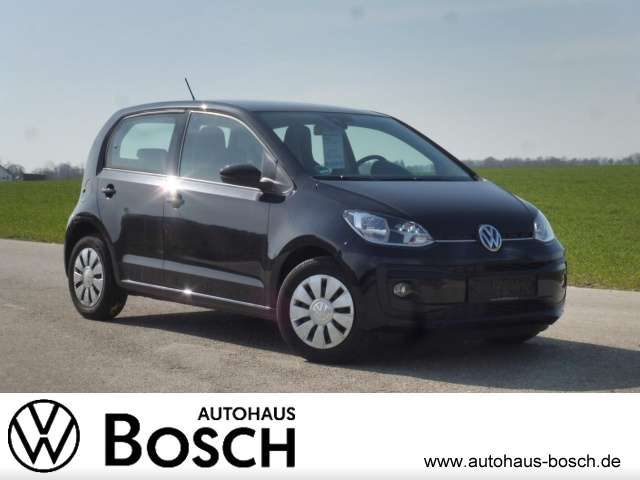 Volkswagen, up!, 1.0 move up! PDC Tempomat Bluetooth