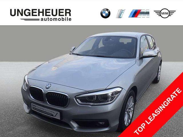 BMW, 116, d 5-Türer Advantage LED Navi Bus. Tempomat **Leasi
