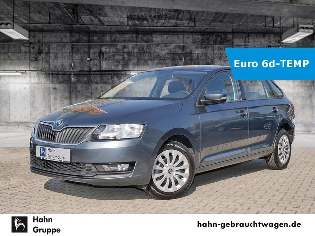 Rapid/Spaceback, Rapid Spaceback 1.0TSI Ambit DSG PDC DAB Climatr