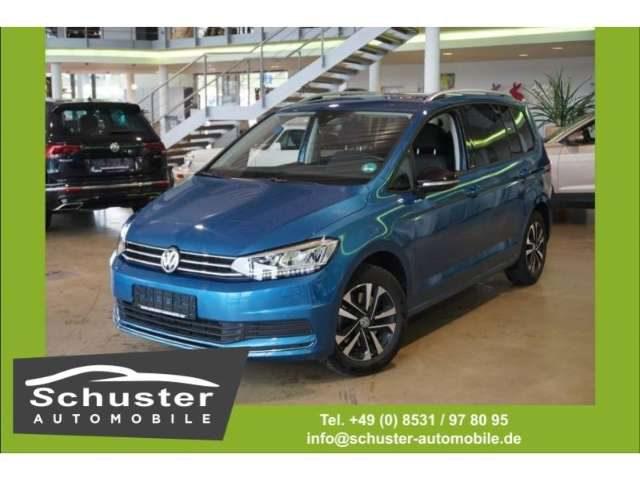 Volkswagen, Touran, IQ.DRIVE 2.0 TDI DSG 7-Sitze LED Navi ACC