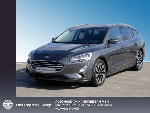 Ford, Focus, Turnier 1.0 EcoBoost COOL&CONNECT, Design-Pa