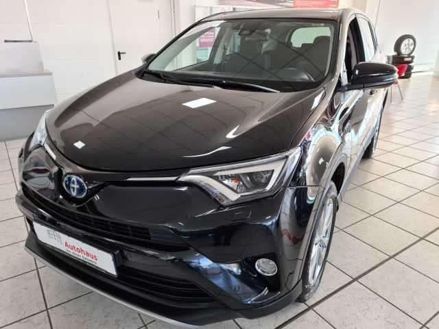 Toyota, RAV 4, RAV 4 2.5 4x2 HYBRID EDITION S+VOLL-LED+ALU