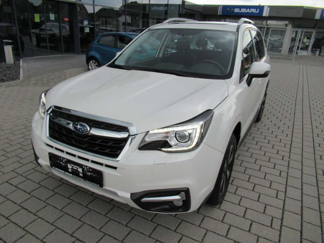 Forester, 2.0D Exclusive Navigation