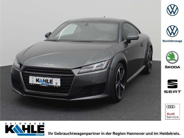 Audi, TT, Coupe 2.0 TDI ultra S-Line Navi Matrix-LED Klima