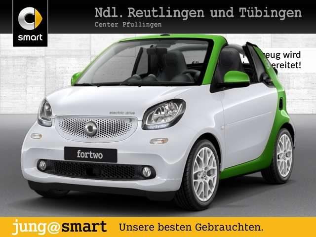 smart, forTwo, Cabrio passion