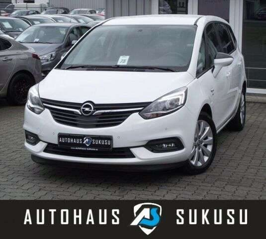 Opel, Zafira, 1.6 CDTI Active S/S - Navi - AHK - PDC -