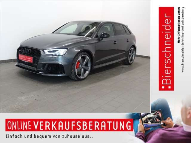 Audi, RS3, Spb. 517,- Leasing* MATRIX S-SITZE B&O VIRTUAL KAM
