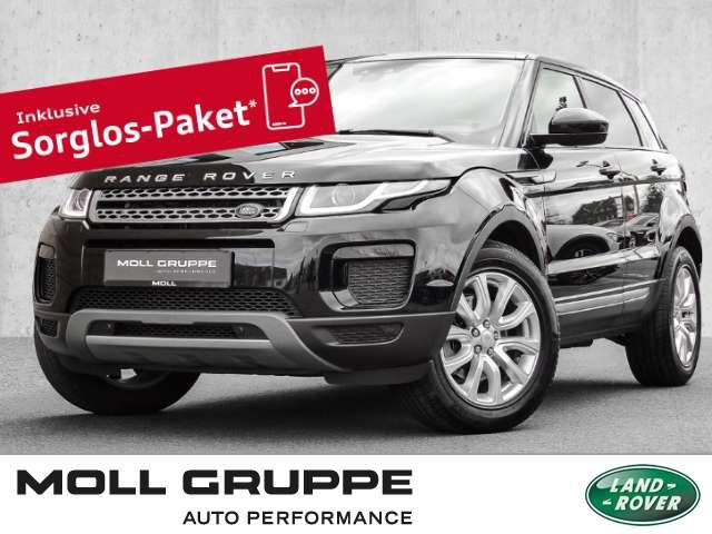 Range Rover Evoque, 2.0 TD4 SE PANORAMA