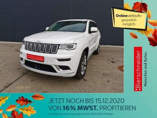 Grand Cherokee, 3.0l V6 Automatik 4WD Summit 529,- EUR MTL.*