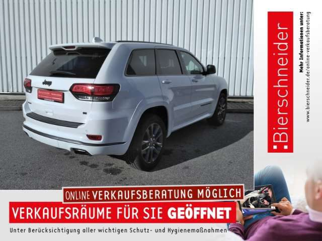 Grand Cherokee, 3.0l V6 Automatik 4WD S LEASING 499,- EUR MTL.*