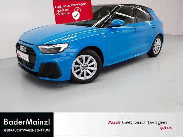 Audi, A1, Sportback 30 TFSI S tronic Sport SiHei Kamera