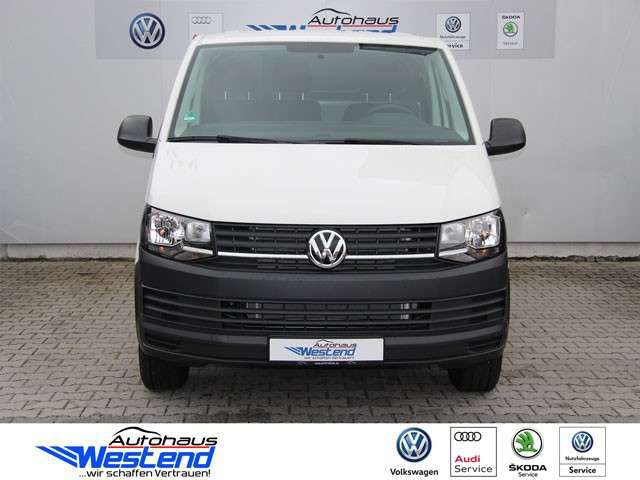 Volkswagen, T6 Transporter, Kasten EcoProfi 2.0l TDI 75kW 5-Gang AHK