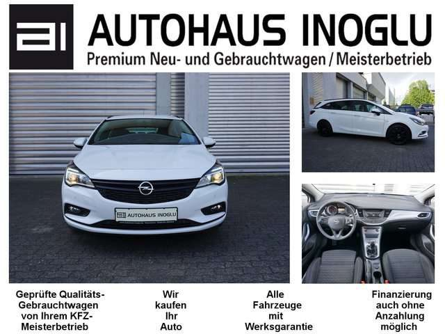 Opel, Astra, K ST 1.6 CDTI AGRSport PDC LED PDCv+h