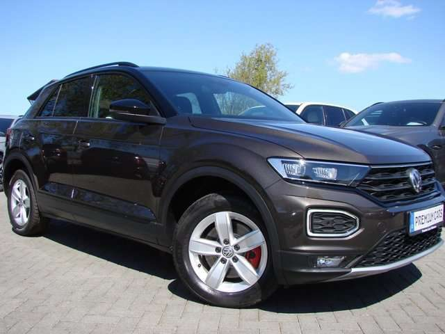 T-Roc, Sport 4Motion 2.0TSI LED Leder Kamera Lane assist