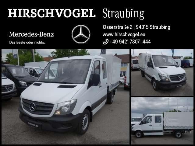 Mercedes-Benz, Sprinter, 311 CDI Doka 7-Sitzer