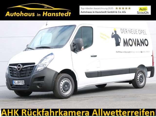 Opel, Movano, B 2.3 CDTI Cargo Kasten L2H2 3,5t AHK Allwetterrei