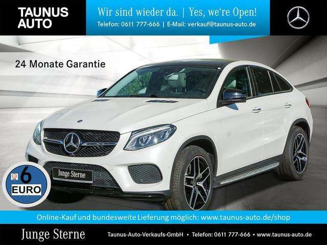 GLE 500, COUPE AMG-LINE VOLL UPE:121.200,-